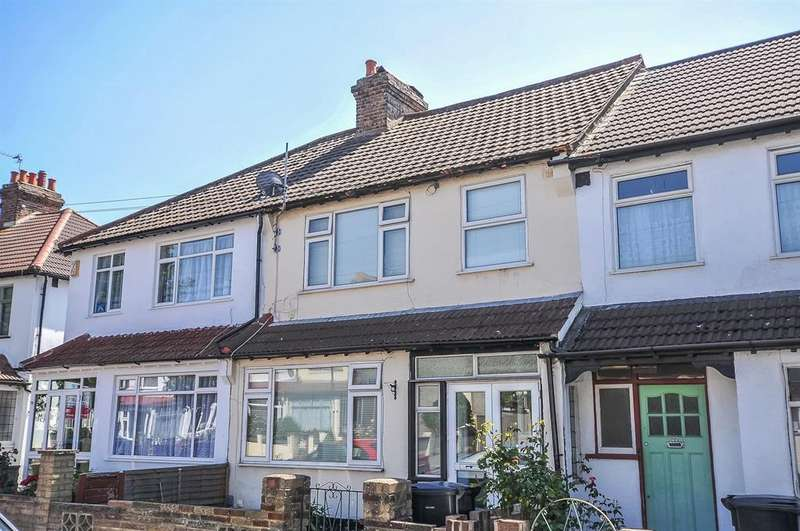 3 Bedrooms House for sale in Harcourt Road, Thornton Heath, CR7