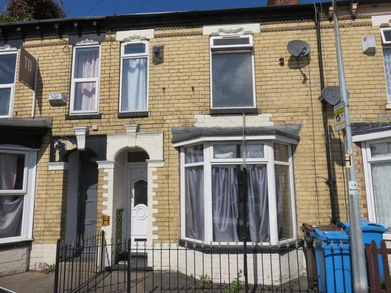 2 Bedrooms House for sale in Folkestone Street, HUll, HU5 1BH