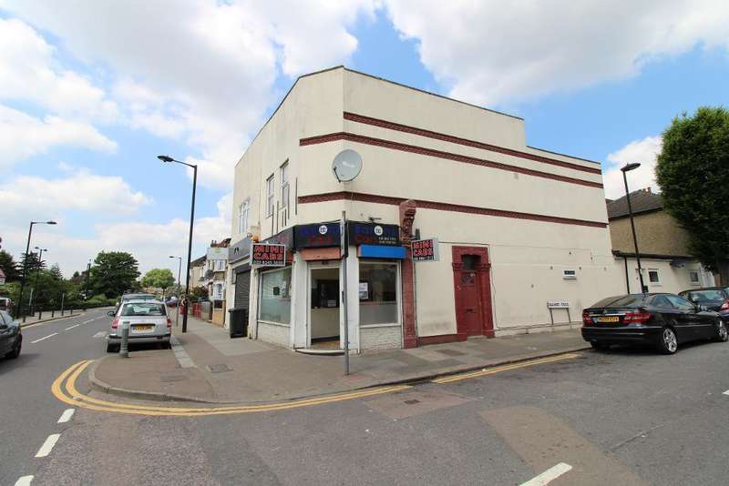 Commercial Property for sale in Silver Street, Edmonton, London, UK, N18 1PL