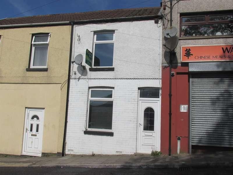 2 Bedrooms Terraced House for sale in The Green, Abertysswg, Tredegar