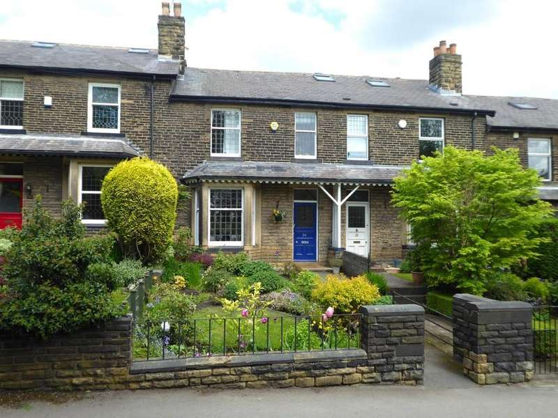3 Bedrooms Terraced House for sale in South Parade, Pudsey