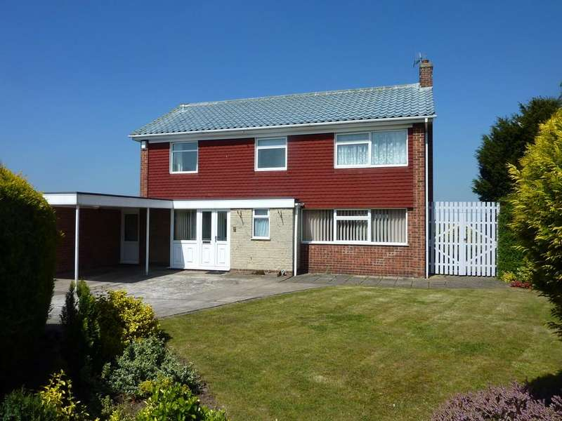 4 Bedrooms Detached House for sale in The Paddocks, Lound, Retford, Notts