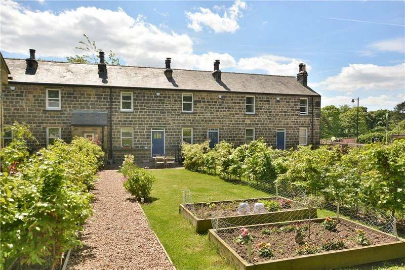 2 Bedrooms House for sale in Park Cottages, Roundhay, Leeds