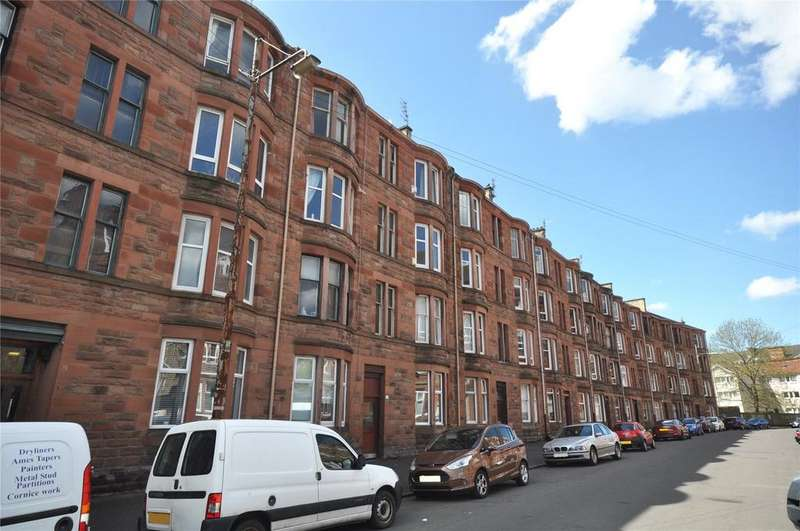 1 Bedroom Flat for sale in 2/2, 62 Torrisdale Street, Queen's Park, Glasgow, G42
