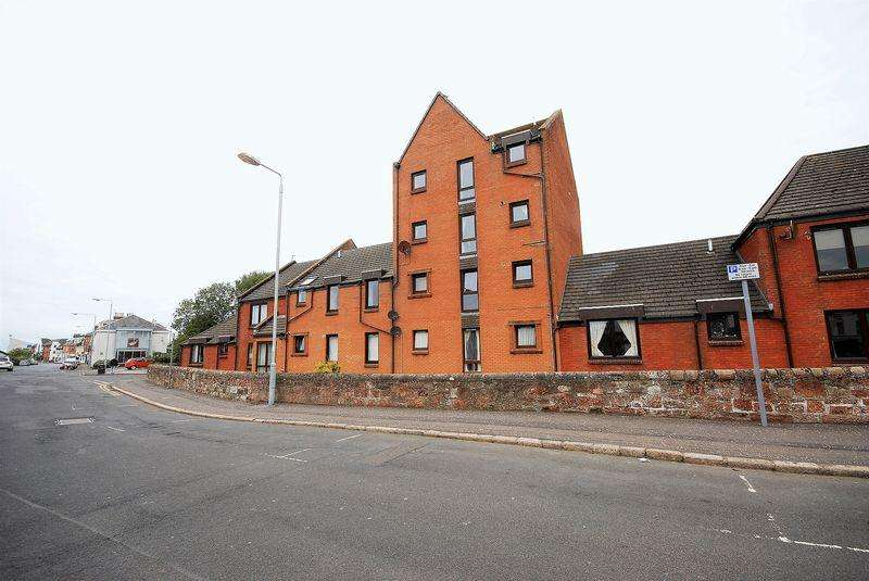 2 Bedrooms Flat for sale in 14E North Harbour Street, Ayr, KA8 8AA