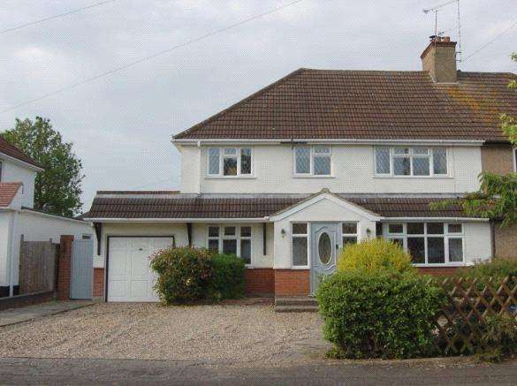 4 Bedrooms Semi Detached House for sale in North Riding, St. Albans, Hertfordshire, AL2