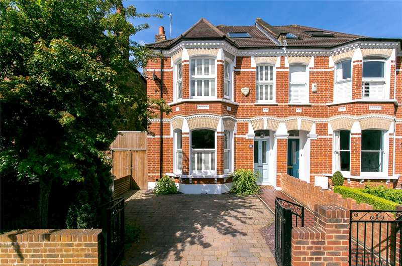 5 Bedrooms Semi Detached House for sale in Dalmore Road, London, SE21