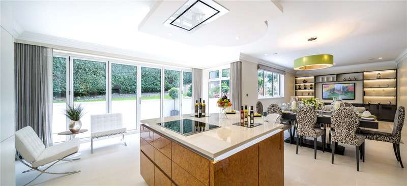 3 Bedrooms Flat for sale in South Park View, Gerrards Cross, Buckinghamshire, SL9