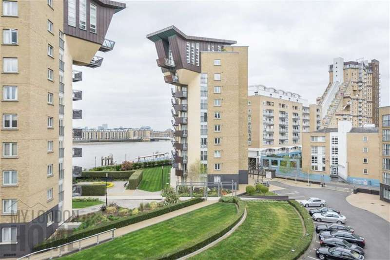 2 Bedrooms Property for sale in Franklin Building, Canary Wharf, London, E14