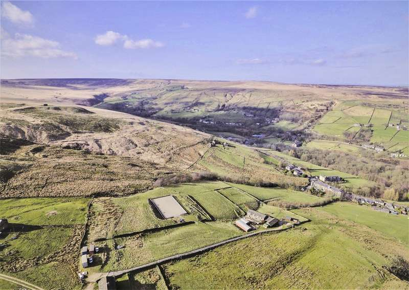 5 Bedrooms Equestrian Facility Character Property for sale in Marsden, Huddersfield, HD7