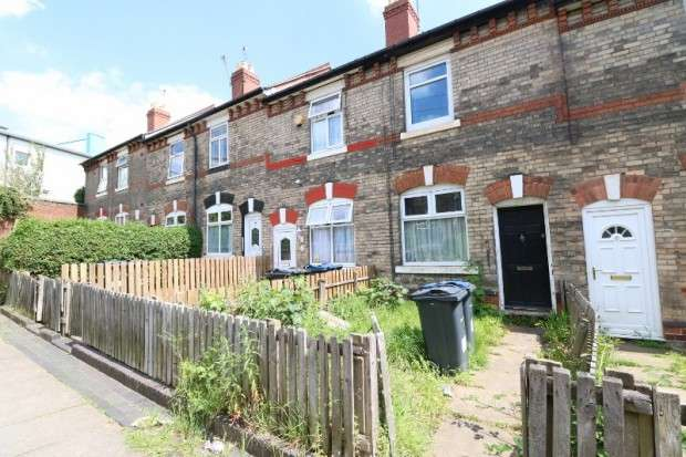 2 Bedrooms Terraced House for sale in Westbourne Grove, Victoria Road, Handsworth, B21