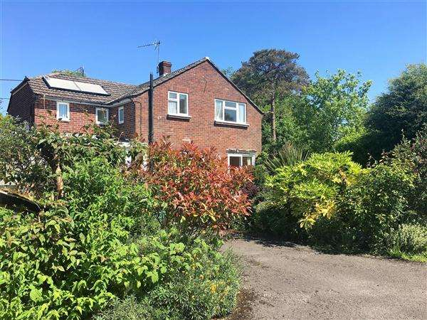 4 Bedrooms Detached House for sale in St Rumbolds Road, Shaftesbury