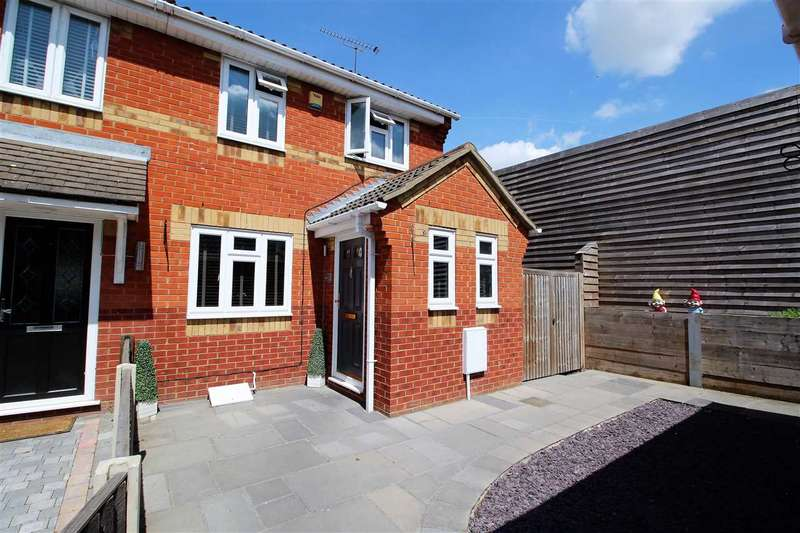 3 Bedrooms Semi Detached House for sale in Welling Road, Beauchamp Gate
