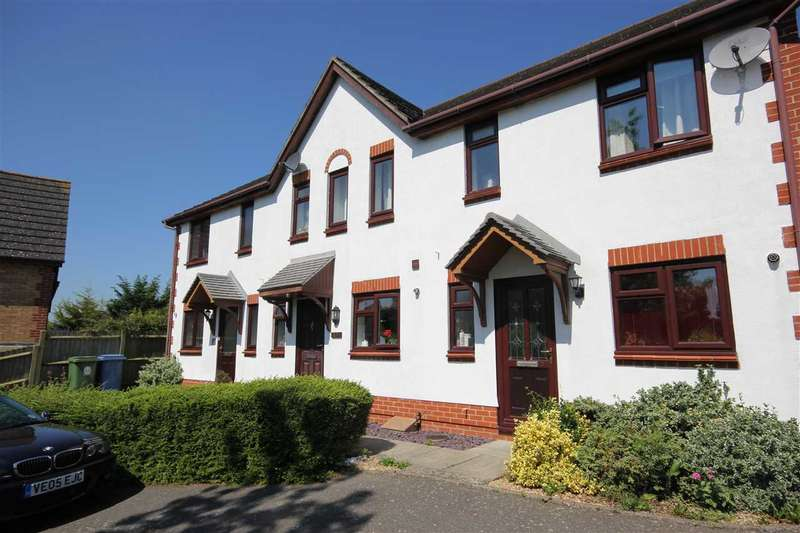 3 Bedrooms Terraced House for sale in Aubrey Drive, Sudbury