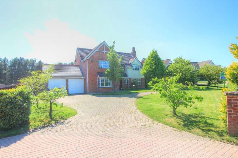 5 Bedrooms Detached House for sale in Rowland Burn Way, Rowlands Gill, NE39