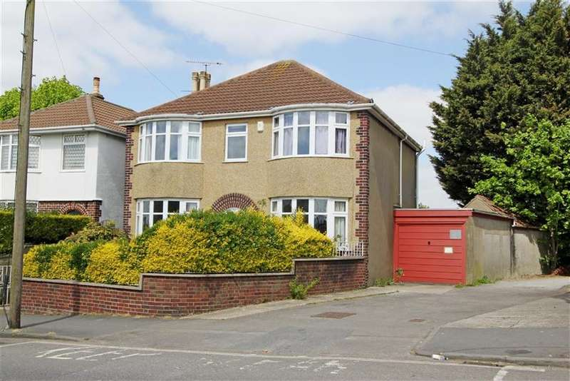 4 Bedrooms Detached House for sale in Whitehall Road, Whitehall, Bristol
