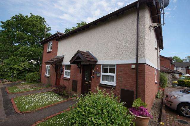 2 Bedrooms Retirement Property for sale in Cwrt Glas, Ty Glas Road, Llanishen, Cardiff CF14