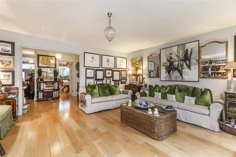 5 Bedrooms House for sale in Porchester Place, Hyde Park Estate, London, W2