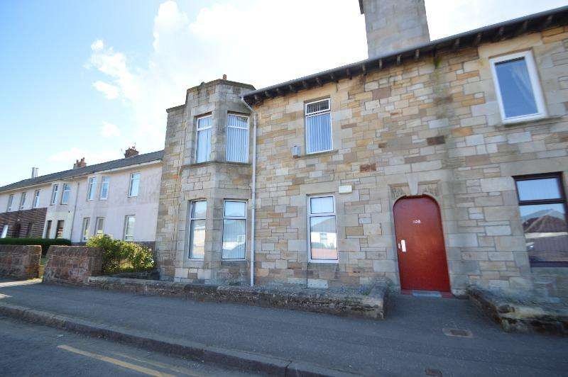 2 Bedrooms Flat for sale in Prestwick Road, Ayr, South Ayrshire, KA8 8JT