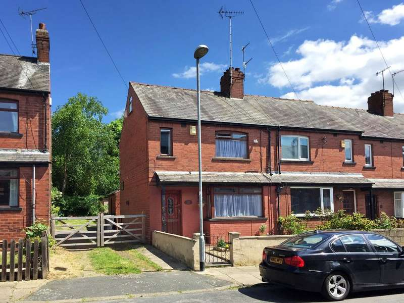 3 Bedrooms End Of Terrace House for sale in Vicarage Terrace, Kirkstall, Leeds 5
