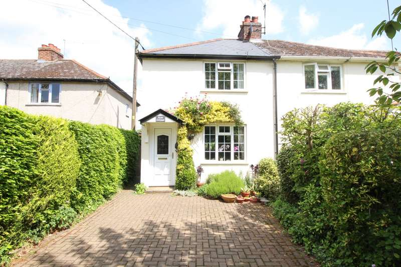 2 Bedrooms Semi Detached House for sale in Hazelmoor Lane, Gallowstree Common, RG4