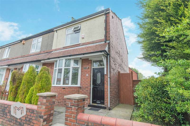 2 Bedrooms Semi Detached House for sale in Ashton Street, Deane, Bolton, Lancashire