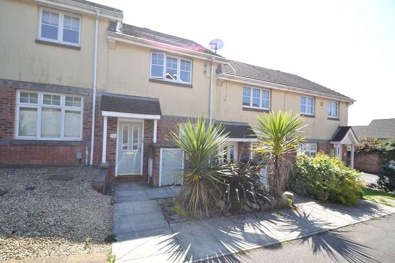 2 Bedrooms Terraced House for sale in Dungarvan Drive, Pontprennau, Cardiff. CF23 8PY