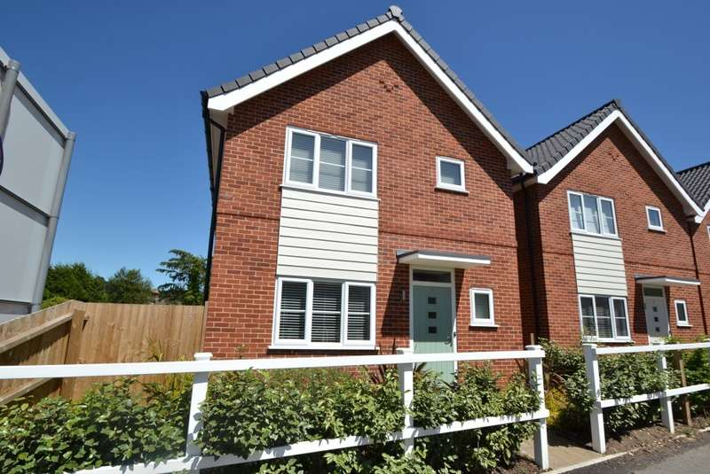 3 Bedrooms Detached House for sale in Alderholt