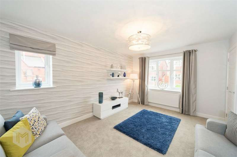 3 Bedrooms Terraced House for sale in Vicarage Gardens, Platt Bridge, Wigan, Lancashire