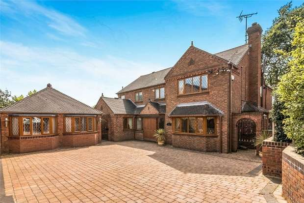 7 Bedrooms Detached House for sale in Kenderdine Close, Bednall, Stafford