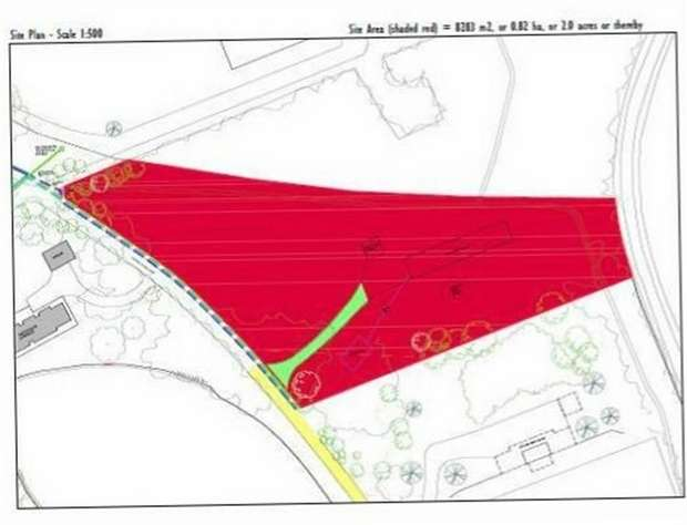 Land Commercial for sale in The Wardhouse Estate, Insch, Aberdeenshire