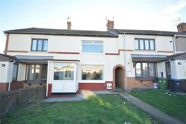 3 Bedrooms Terraced House for sale in Saturn Street, Seaham, Durham
