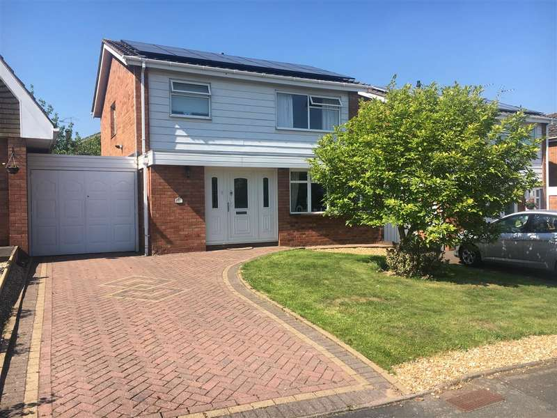 3 Bedrooms Link Detached House for sale in Wayfield Drive, Stafford