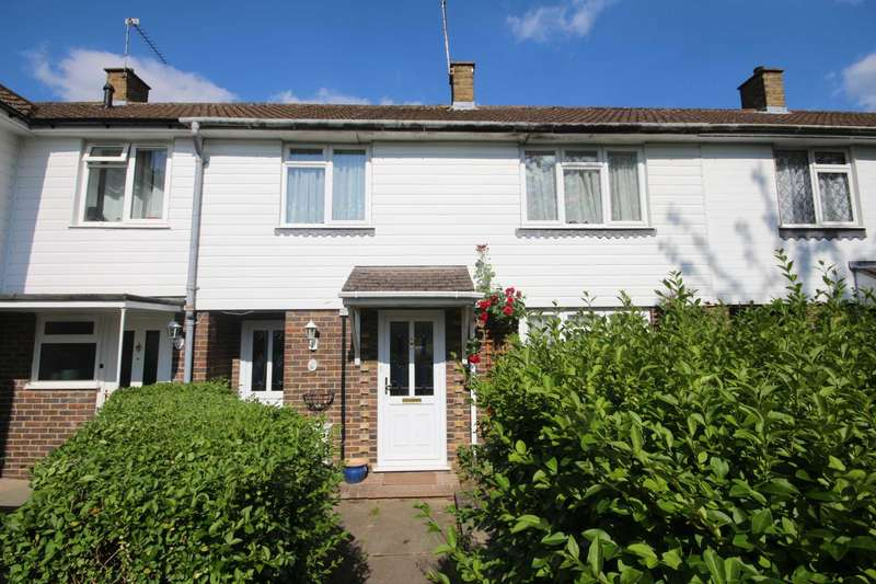 3 Bedrooms Terraced House for sale in Pondmoor Road, Bracknell