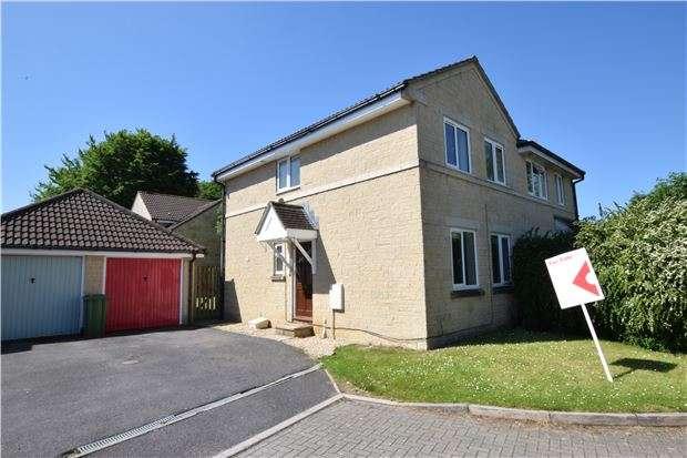 3 Bedrooms Semi Detached House for sale in Hazel Way, BATH, Somerset, BA2 2DX