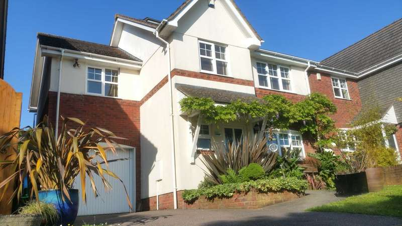 5 Bedrooms Detached House for sale in Elm Lane, Exmouth