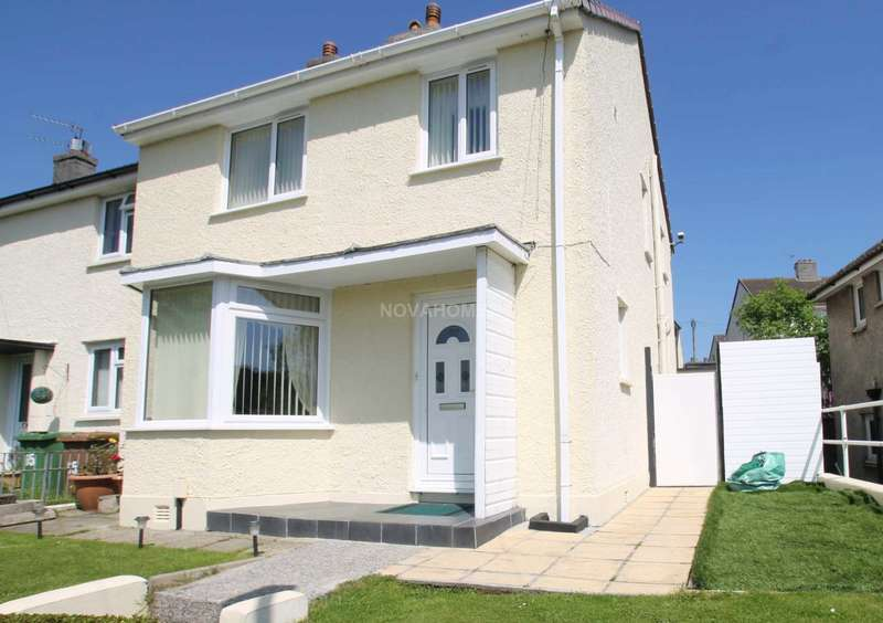 3 Bedrooms End Of Terrace House for sale in Lowerside, Ham, PL2 2HU
