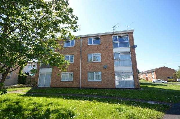 1 Bedroom Flat for sale in Hamlin Gardens, Heavitree, Exeter, Devon