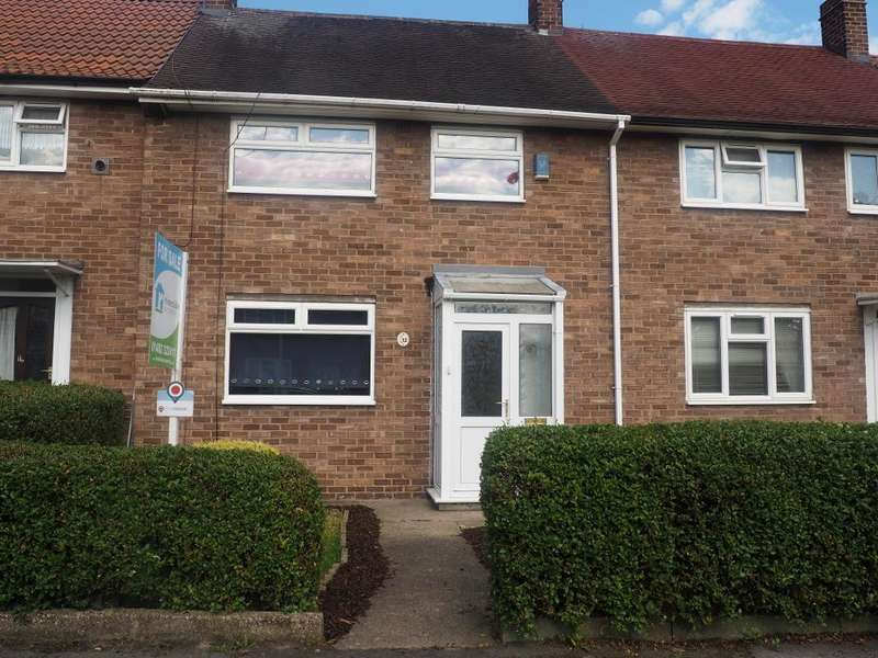 2 Bedrooms Terraced House for sale in Dart Grove, Longhill, Hull, HU8 9NJ