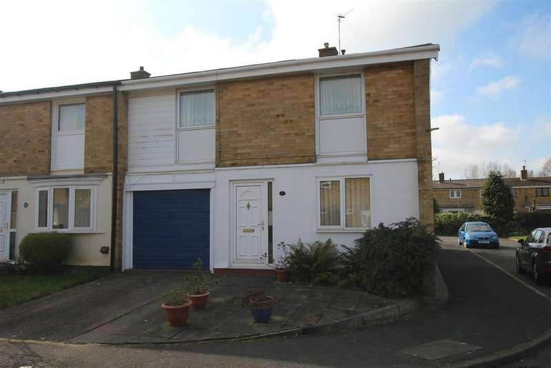 4 Bedrooms Terraced House for sale in Wren Close, Newton Aycliffe