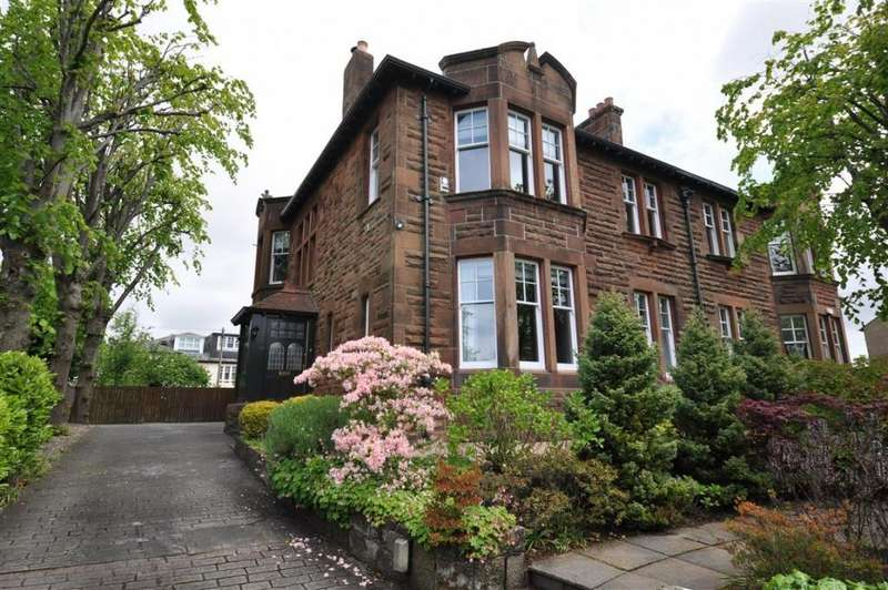 3 Bedrooms Semi Detached House for sale in Red Gables, 17 Coylton Road, Newlands, G43 2TA