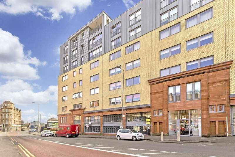 2 Bedrooms Flat for sale in 6/4 The Plaza, 15 Victoria Road, Glasgow, G42