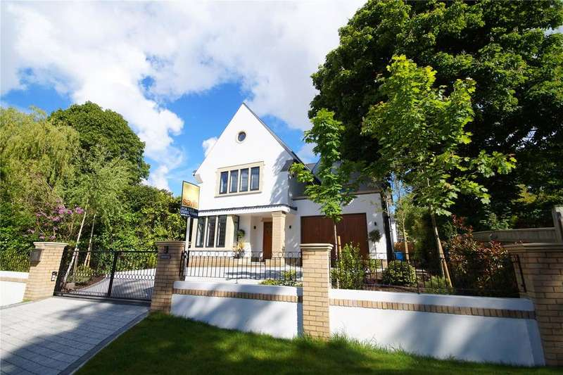4 Bedrooms Detached House for sale in Bodley Road, Canford Cliffs, Poole, Dorset, BH13