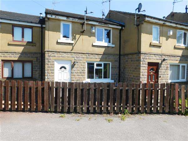 3 Bedrooms Town House for sale in Deneside Terrace, Bradford