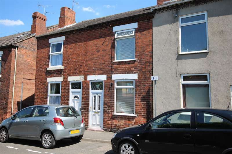 2 Bedrooms Terraced House for sale in Albert Street, Ilkeston