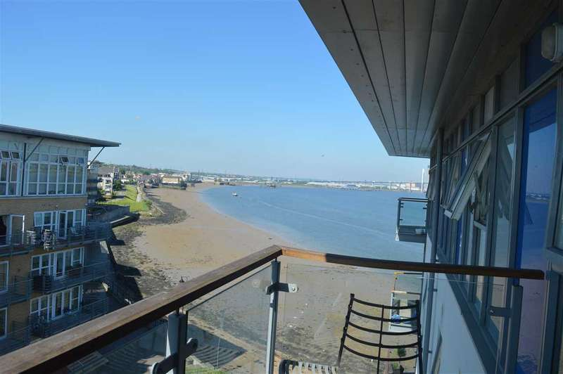 1 Bedroom Apartment Flat for sale in Bessborough House, Carmichael Avenue, Greenhithe