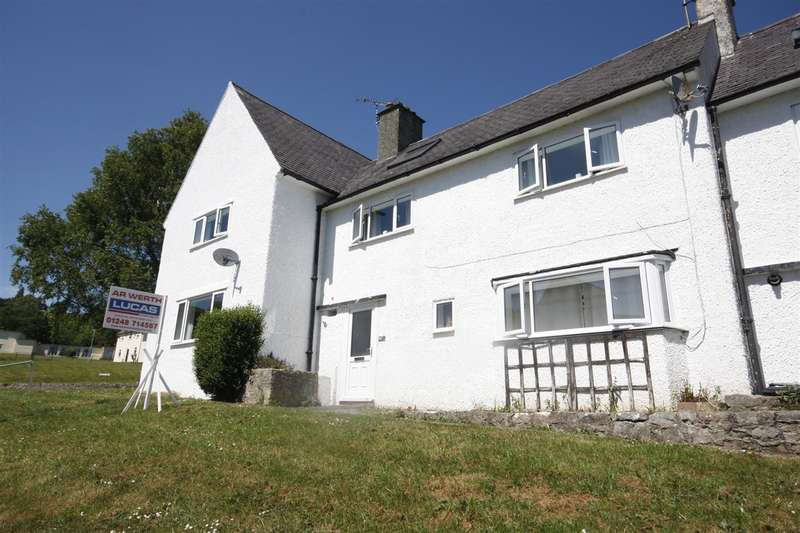 5 Bedrooms Terraced House for sale in Maes Hyfryd, Beaumaris