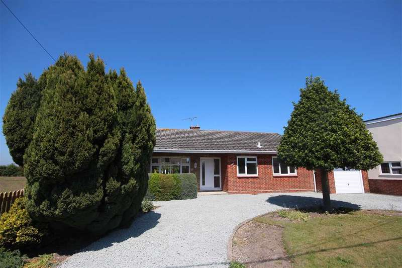 2 Bedrooms Bungalow for sale in Thorpe Road, Kirby Cross