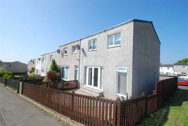 3 Bedrooms End Of Terrace House for sale in Fordell Way, Inverkeithing