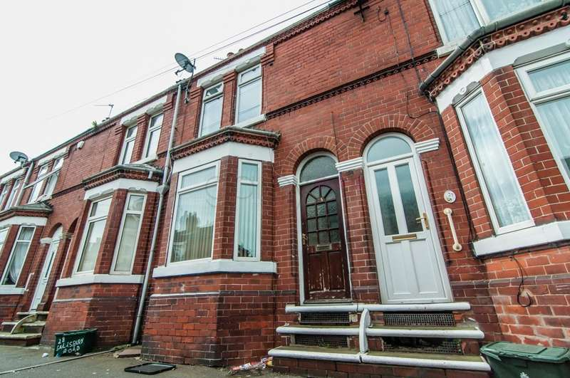 3 Bedrooms Terraced House for sale in Salisbury Road, Hexthorpe